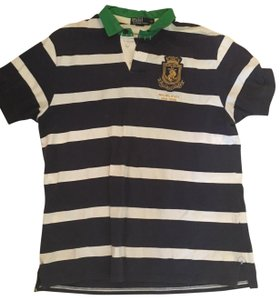 Polo Ralph Lauren T Shirt Blue and white