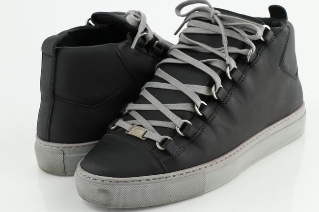 Item - Black Arena High Sneakers Shoes