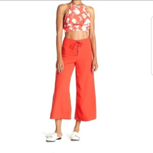 Do & Be Wide Leg Pants Orange