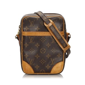 Louis Vuitton 0elvcx020 Vintage Leather Cross Body Bag