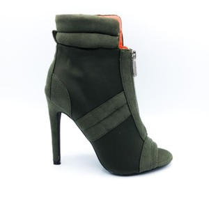 Cape Robbin Olive Green Boots