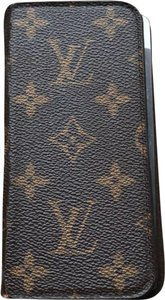 Louis Vuitton Louis Vuitton Monogram iPhone Case #212