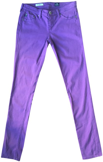 Item - Purple The Jeggings Size 27 (4, S)