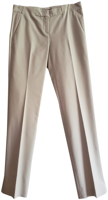 Item - Khaki Light Beige Tailored Dressy Casual Cotton Viscose Made In Usa Pants Size 2 (XS, 26)