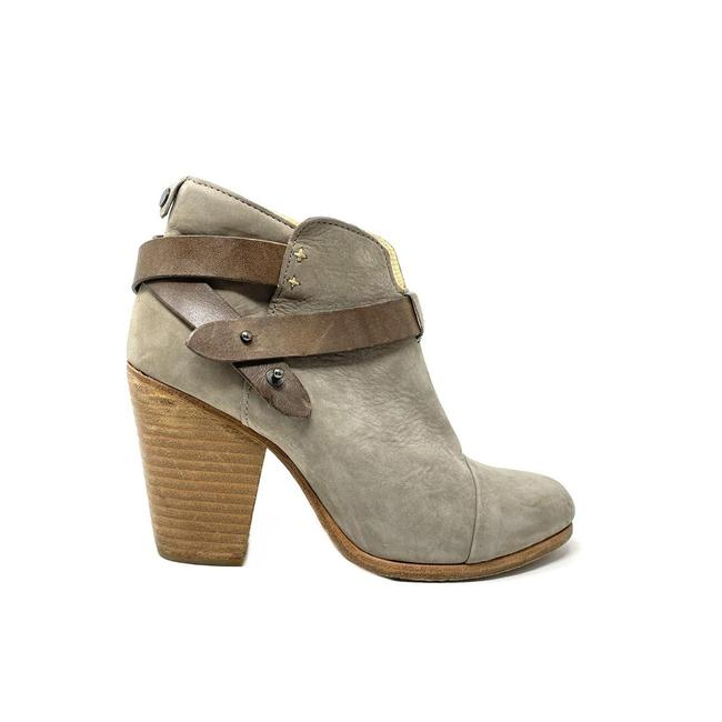 Item - Brown Suede Ankle Boots/Booties Size EU 38 (Approx. US 8) Regular (M, B)