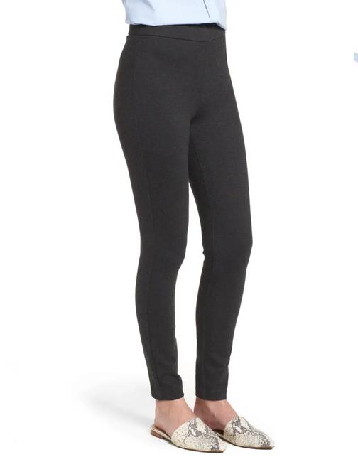 Item - Gray Day Eco Ponte Heather Charcoal Leggings Small Pants Size 4 (S, 27)