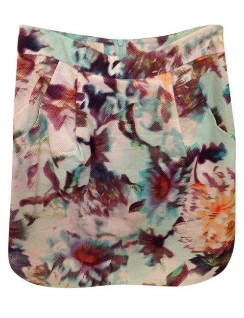 Item - Multi Colored ...made In San Francisco Skirt Size 8 (M, 29, 30)