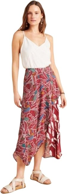 Item - Burgundy Farm Rio Culebra Skirt Size 2 (XS, 26)