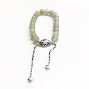 David Yurman BEAUTIFUL!! David Yurman Moonstone Spiritual Bead Bracelet