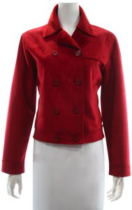 Harvé Benard Red Jacket