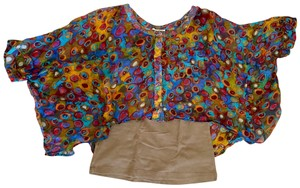 Sugarlips Button Down Shirt multicolor