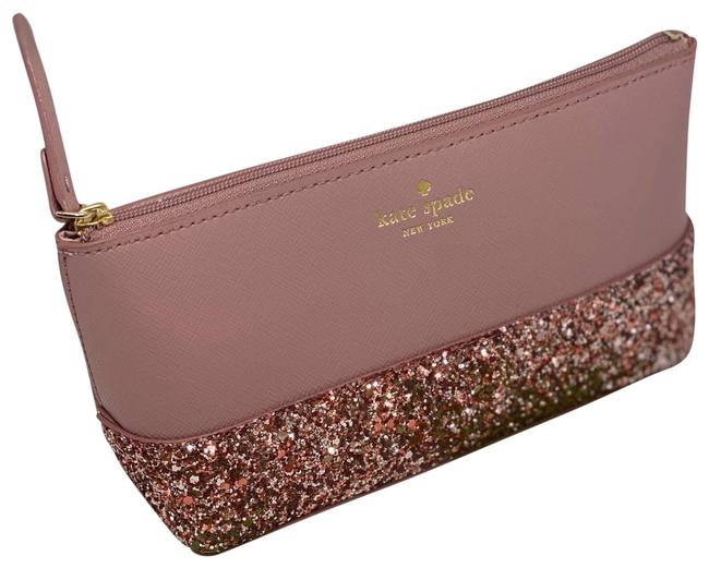 Item - Pink Greta Little Shiloh Court Cosmetic Bag