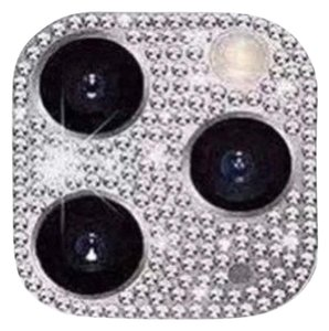 Apple custom iPhone 11 Pro+iPhone Pro Max 3D Swarovski crystals camera lens protective cover