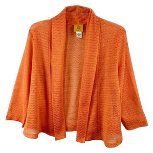 Ruby Rd. Top Orange