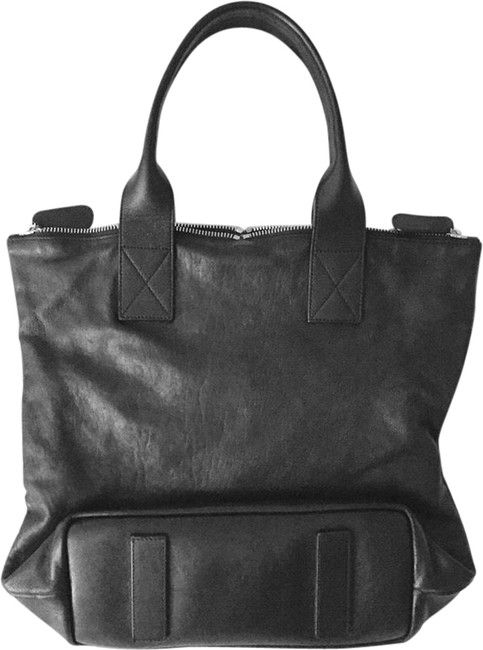 Item - New Black Leather Tote
