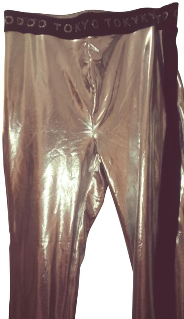 Item - Silver Running Activewear Bottoms Size 22 (Plus 2x)