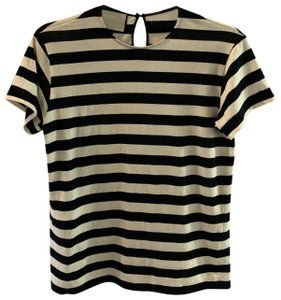 Gucci T Shirt black and white