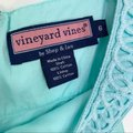 Vineyard Vines Turquoise Bailey Ikat Shift Short Casual Dress Size 6 (S) Vineyard Vines Turquoise Bailey Ikat Shift Short Casual Dress Size 6 (S) Image 11