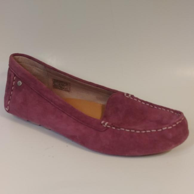 Item - Purple Milana Water Resistant Suede Loafer Flats Size US 9.5 Regular (M, B)