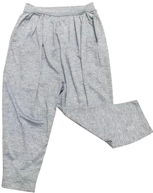 Item - Heather Grey Active Pant Activewear Bottoms Size 8 (M)