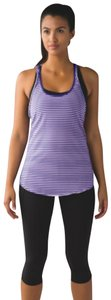 Lululemon Lululemon What the Sport singlet tank top, 4, iris flower, purple