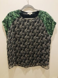 Roseanna French Top print