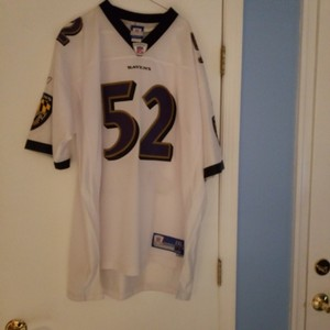 NFL Team Apparel Classic Ray Lewis Jersey