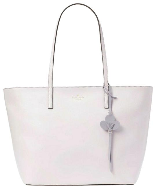Item - New Kelsey Karla Peony Pink Blush Leather Tote