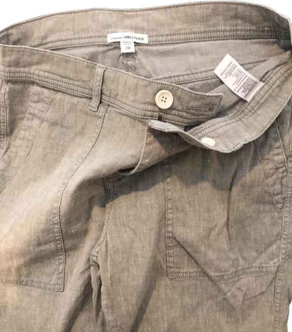 Item - Grey Relaxed Workwear Pants Size 6 (S, 28)