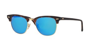 Ray-Ban RB 3016 114517 (color) BLUE MIRROR LENS - FREE 3 DAY SHIPPING