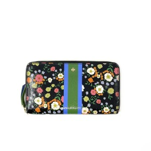 Tory Burch Tory Burch Floral Continental Wallet