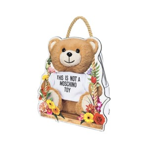 Moschino Couture Flower Backpack