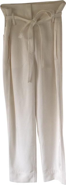 Item - Cream Pants Size 8 (M, 29, 30)