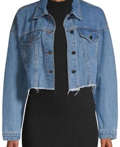 Renvy blue Womens Jean Jacket