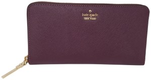 Kate Spade Kate Spade Cameron Street Lacey Leather Wallet