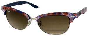 Ray-Ban Vintage Petite New Condition RB 4132 834/51 Free 3 Day Shipping