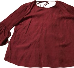 Do & Be Top burgundy