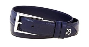 Gucci Men's Reversible Gucci Signature Belt- Size 110 CM