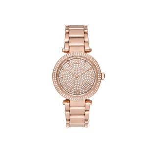 Michael Kors Michael Kors Women's PARKER DARCI ROSE GOLD CRYSTALS MK 6511 WATCH
