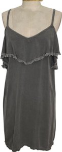 Sam & Lavi short dress gray on Tradesy