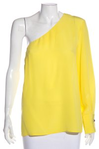 Space Style Concept Top Yellow