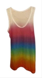 Christopher Kane Top Rainbow