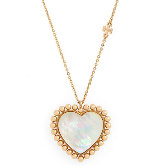 Item - Gold • Mother-of-pearl Pendant Necklace