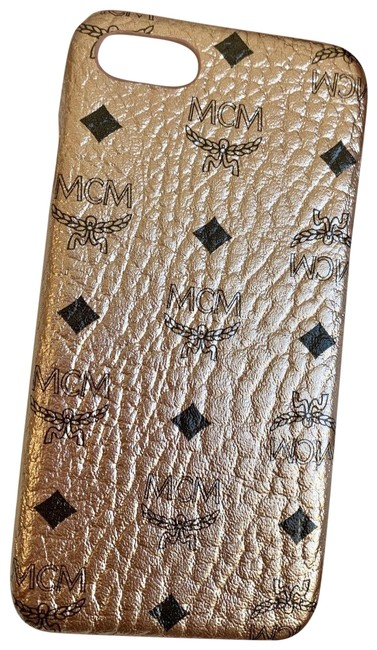 Item - Rose Gold Coated Canvas Iphone 6/7/8 Cell Phone Case Mze8avi95tc001 Tech Accessory
