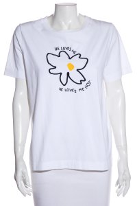 Chinti and Parker T Shirt White