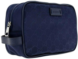 Gucci new large GUCCI travel cosmetic bag cosmetic case