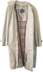 Burberry Prorsum Vintage Jacket Vest Trench Coat