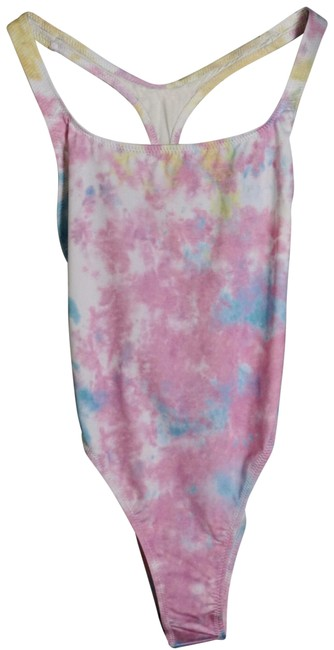 Item - Pink Anthropologie Tie Dye Swimsuit One-piece Bathing Suit Size 4 (S)