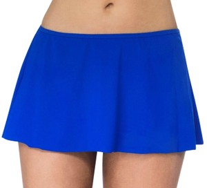 Profile by Gottex Profile by Gottex Slimming Sapphire Blue Swim Skirt
