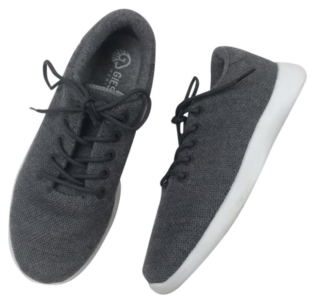 Item - Grey Wool Knit Sneakers Size EU 39 (Approx. US 9) Regular (M, B)